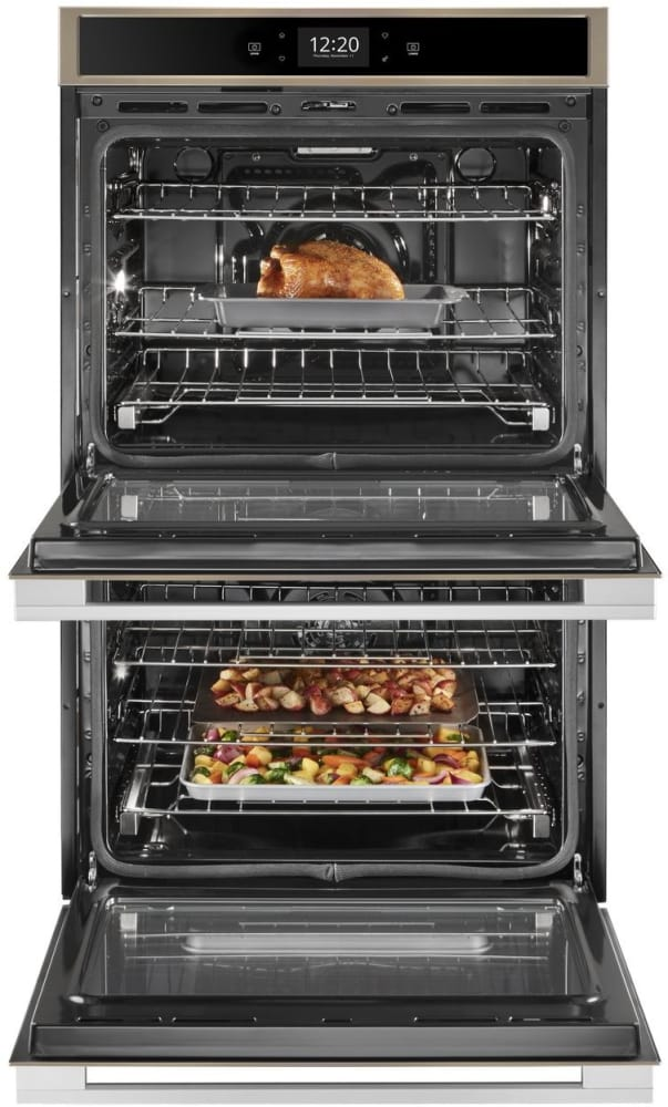 Whirlpool Woda7ec0hn 30 Inch Double Electric Wall Oven