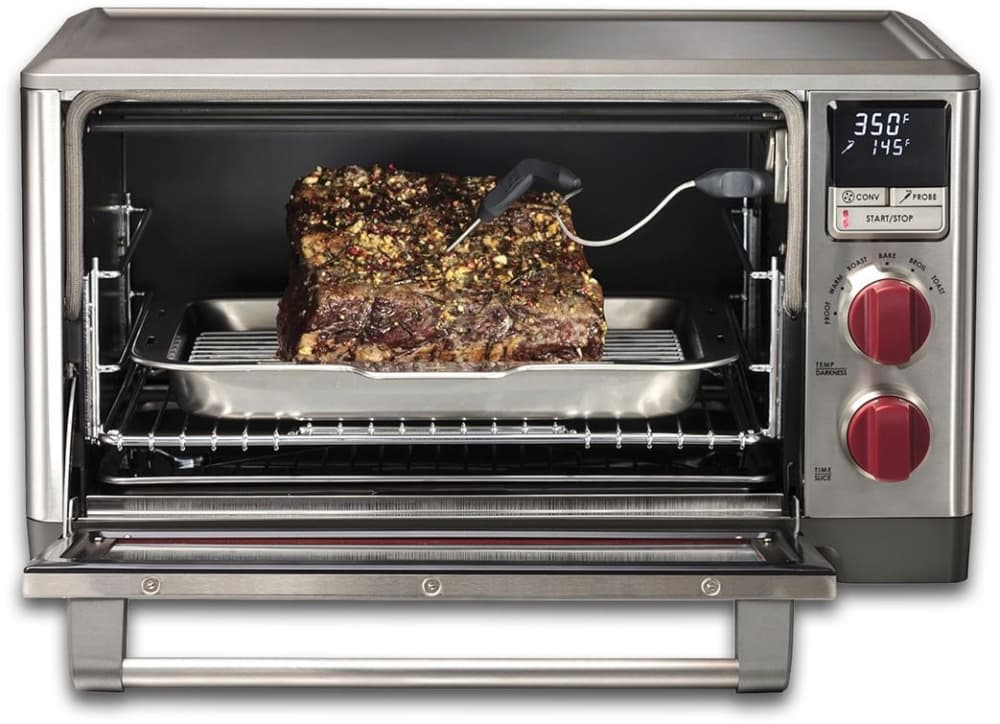 Wolf Countertop Convection Oven Reviews : Wolf Gourmet Series WGCO100S - 1.1 cu. ft. Countertop Convection Oven