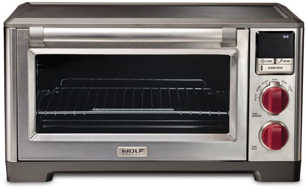 Wolf Gourmet Series Wgco100s 1 Cu Ft Countertop Convection Oven