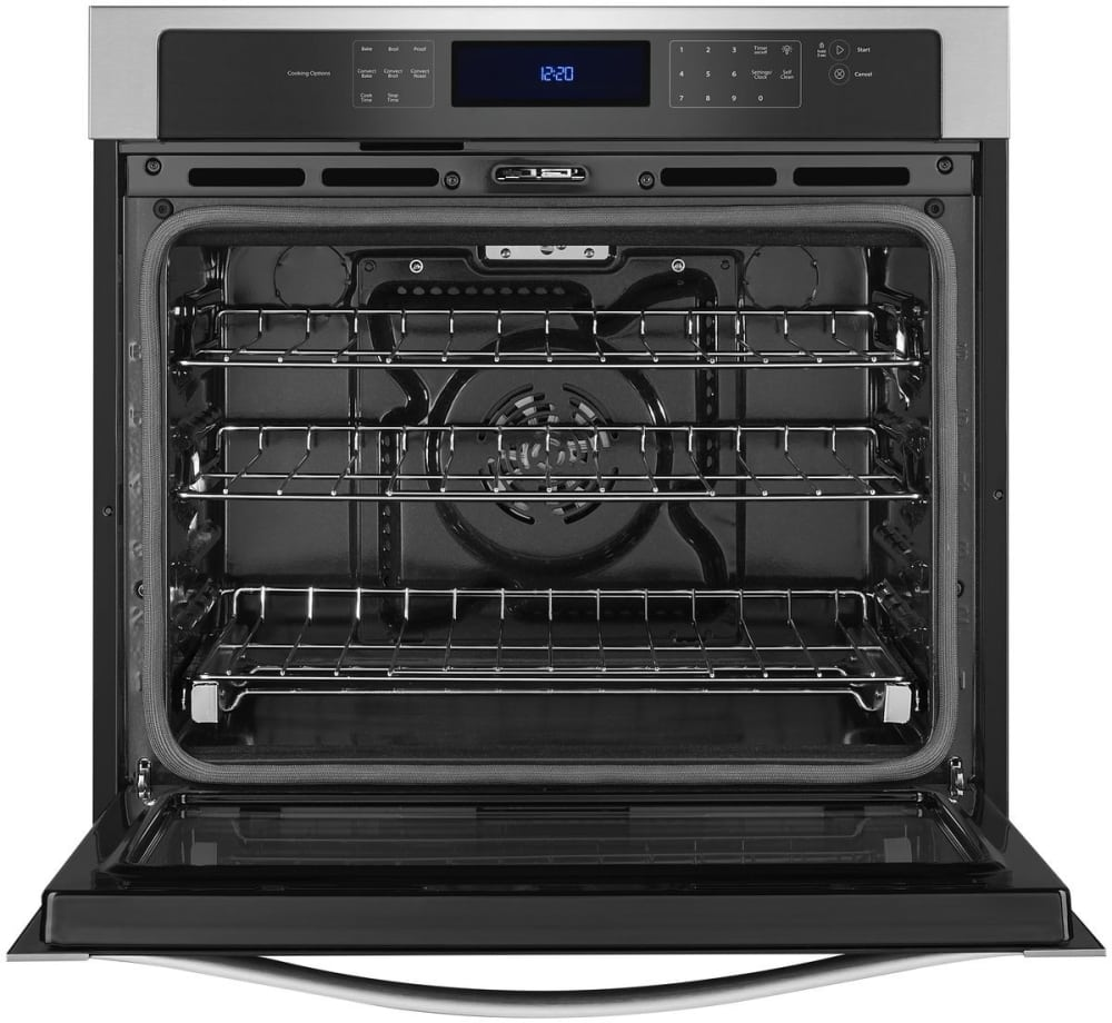 Whirlpool Wos97es0es 30 Inch Single Electric Wall Oven