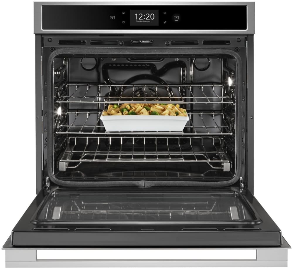 Whirlpool Wosa2ec0hz 30 Inch Single Electric Wall Oven