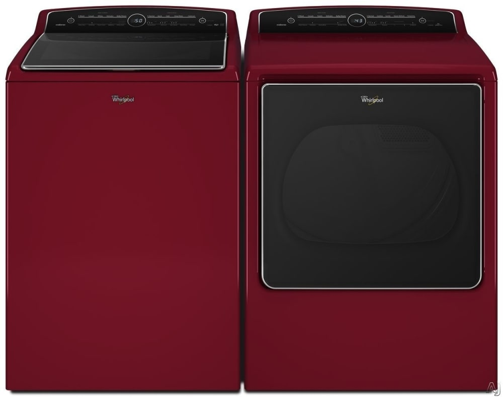 Whirlpool Wpwadrer2 Side By Side Washer Amp Dryer Set With