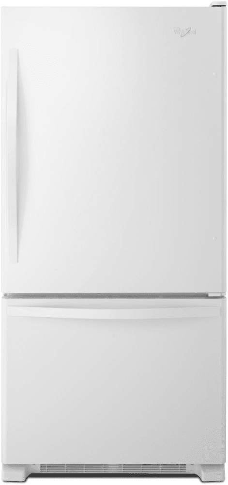 Whirlpool Wrb322dmb 33 Inch Bottom Freezer Refrigerator