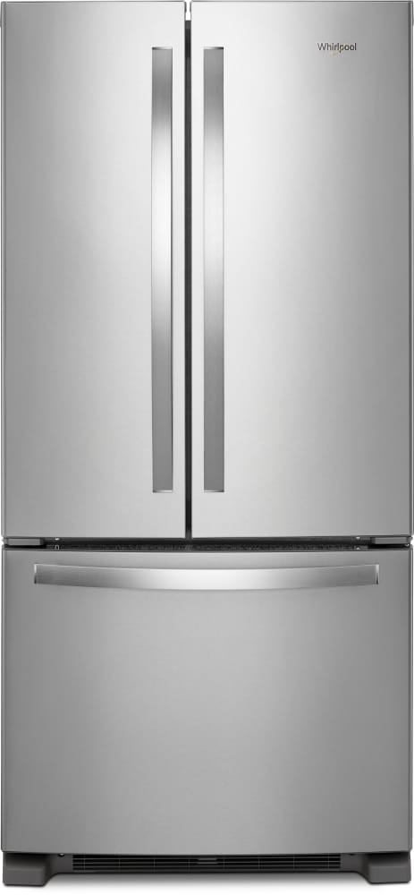 Whirlpool Wrf532smhz 33 Inch French Door Refrigerator With