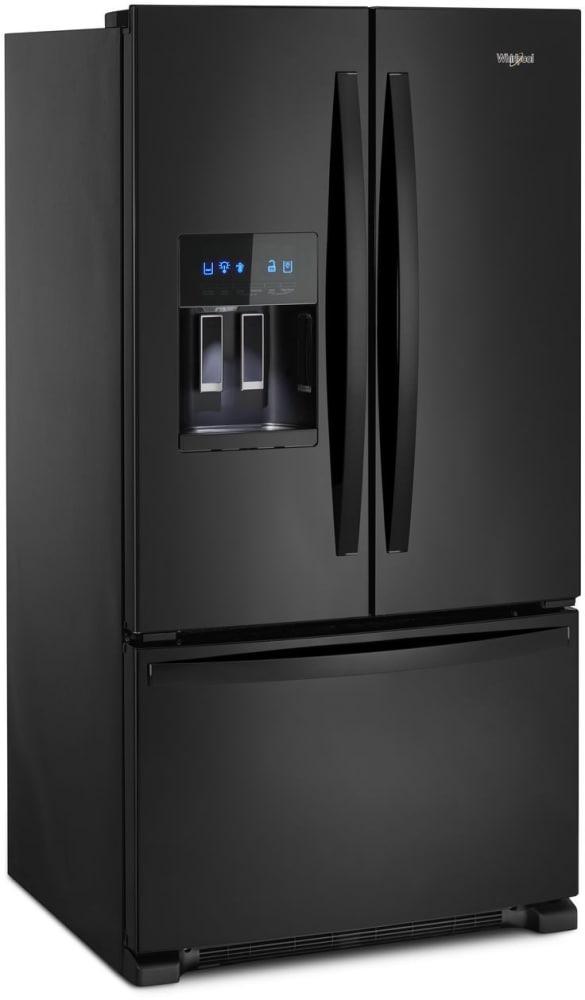 Whirlpool Wrf555sdhb 36 Inch French Door Refrigerator With