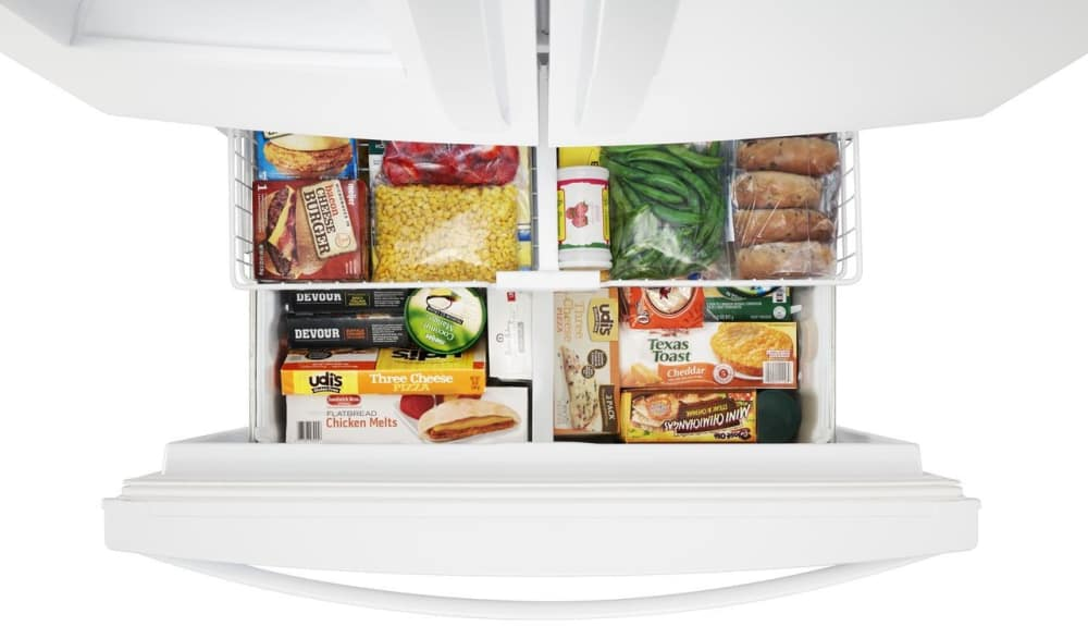 Whirlpool Wrf555sdhw 36 Inch French Door Refrigerator With