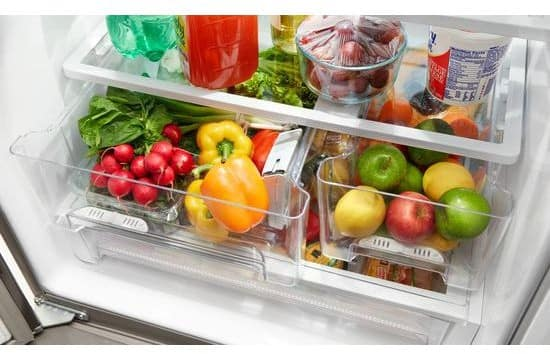 Whirlpool Wrf560sehv 30 Inch French Door Refrigerator With