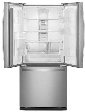 Whirlpool Wrf560sehz 30 Inch French Door Refrigerator With