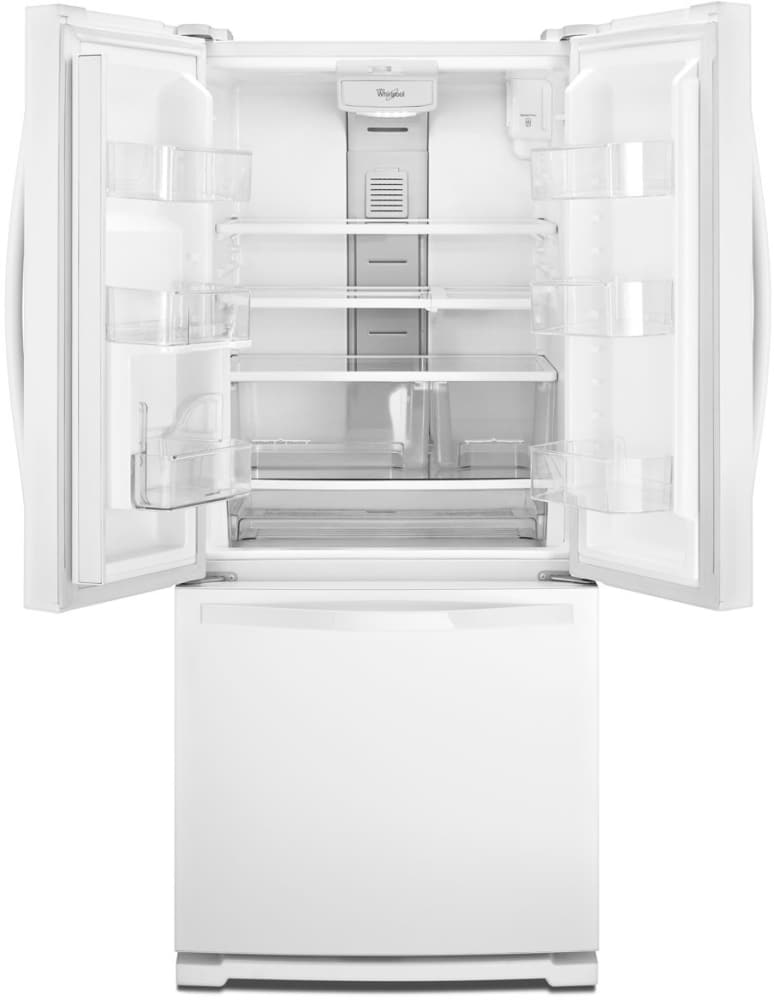 Whirlpool Wrf560seyw 30 Inch French Door Refrigerator With
