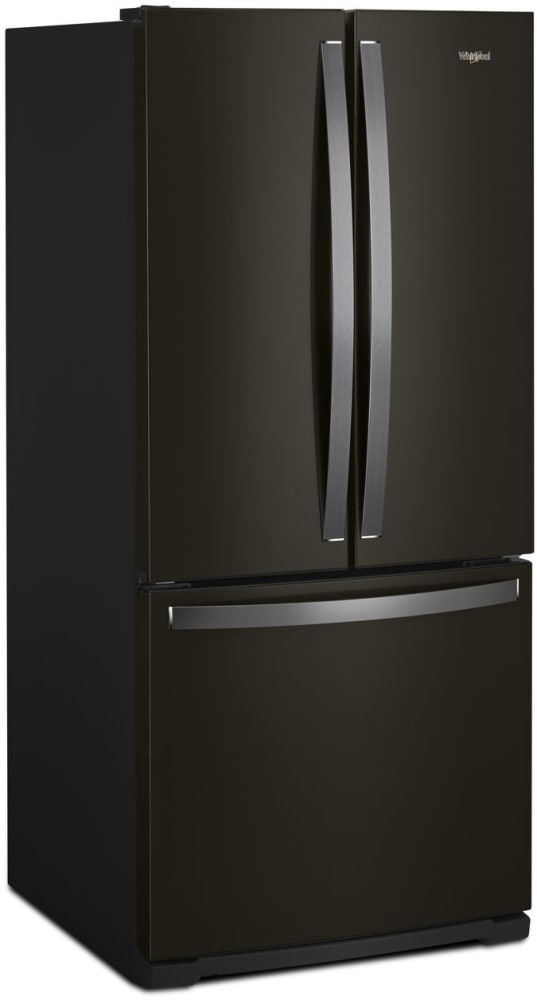 Whirlpool Wrf560smhv 30 Inch French Door Refrigerator With Humidity Controlled Crispers Factory