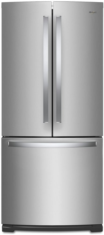 Delicieux Whirlpool WRF560SMHZ   Fingerprint Resistant Stainless Steel Front ...