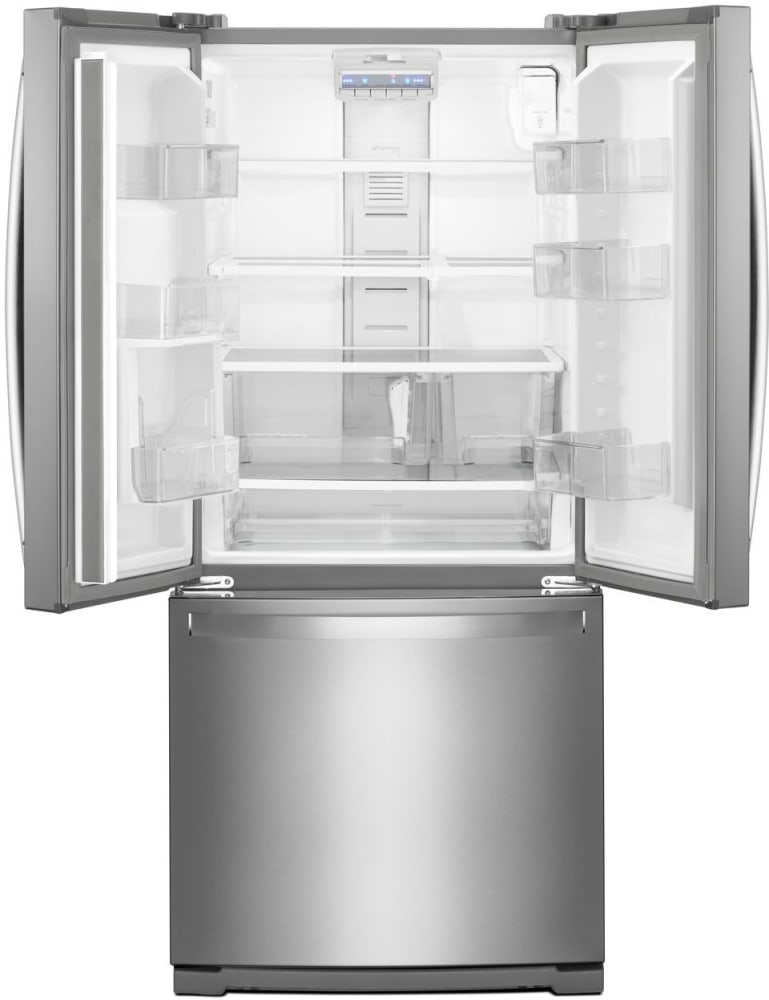 Whirlpool Wrf560smhz 30 Inch French Door Refrigerator With