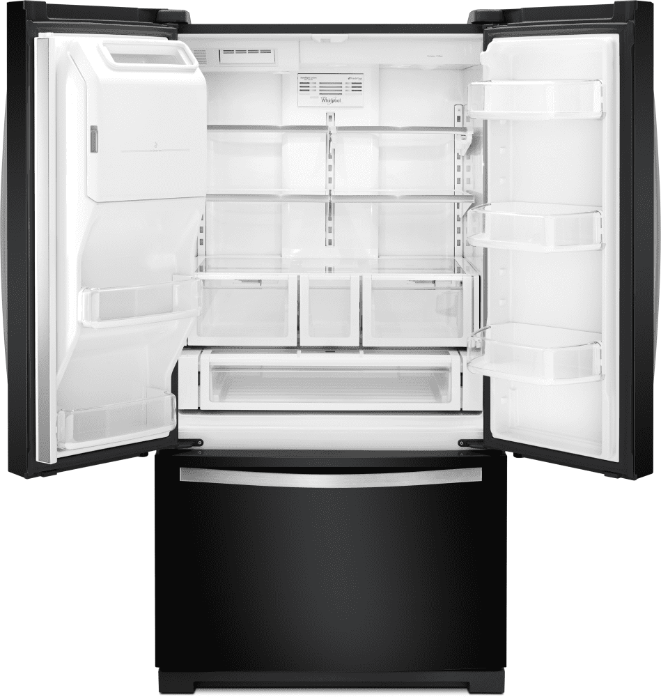 Whirlpool Wrf757sdee 36 Inch French Door Refrigerator With