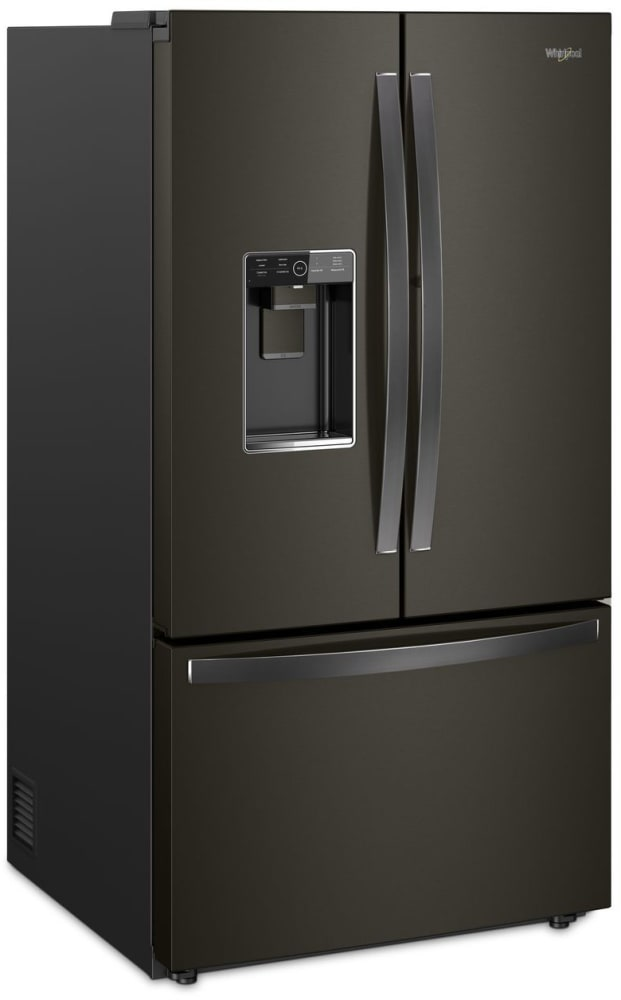 Whirlpool Wrf972sihv 36 Inch French Door Refrigerator With