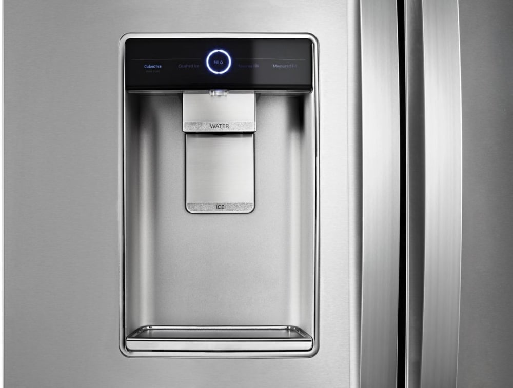 Whirlpool Wrf972sihz 36 Inch French Door Refrigerator With