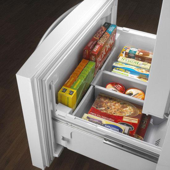 Whirlpool Wrf989sdaf 36 Inch French Door Refrigerator With