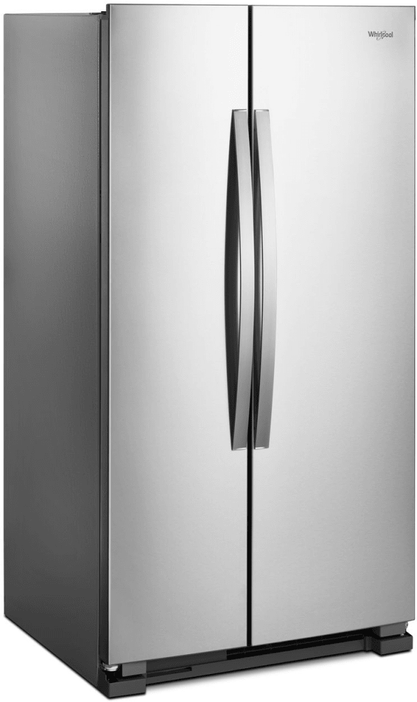 What Is Monochromatic Stainless Steel Finish Whirlpool