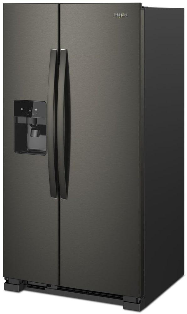 Whirlpool Wrs321sdhv 33 Inch Side By Side Refrigerator