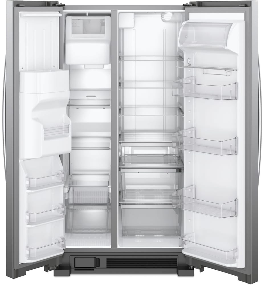 Whirlpool Wrs321sdhz 33 Inch Side By Side Refrigerator