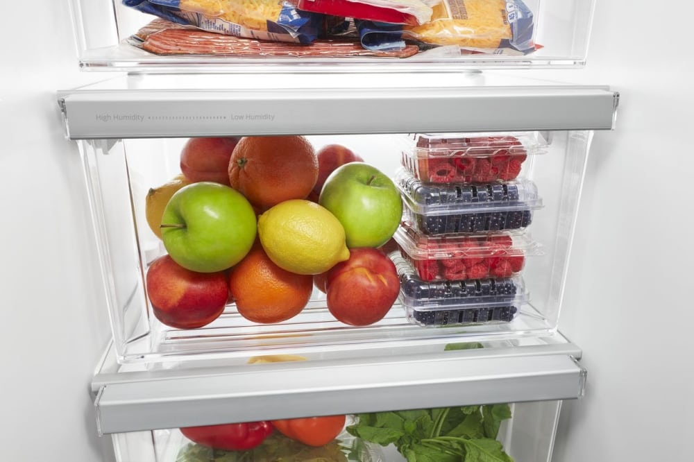 Whirlpool Wrs325sdhz 36 Inch Side By Side Refrigerator