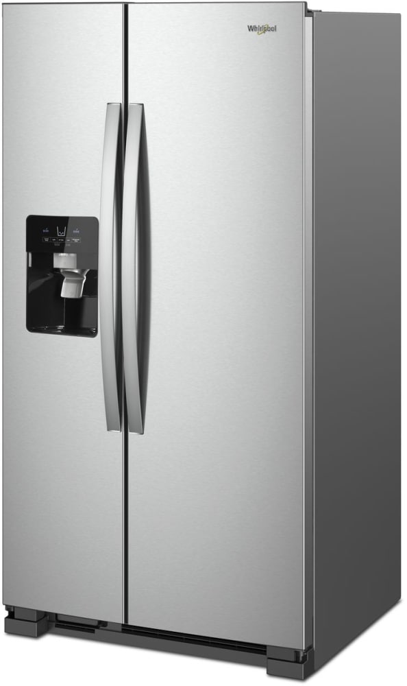 Whirlpool Wrs335sdhm 36 Inch Side By Side Refrigerator