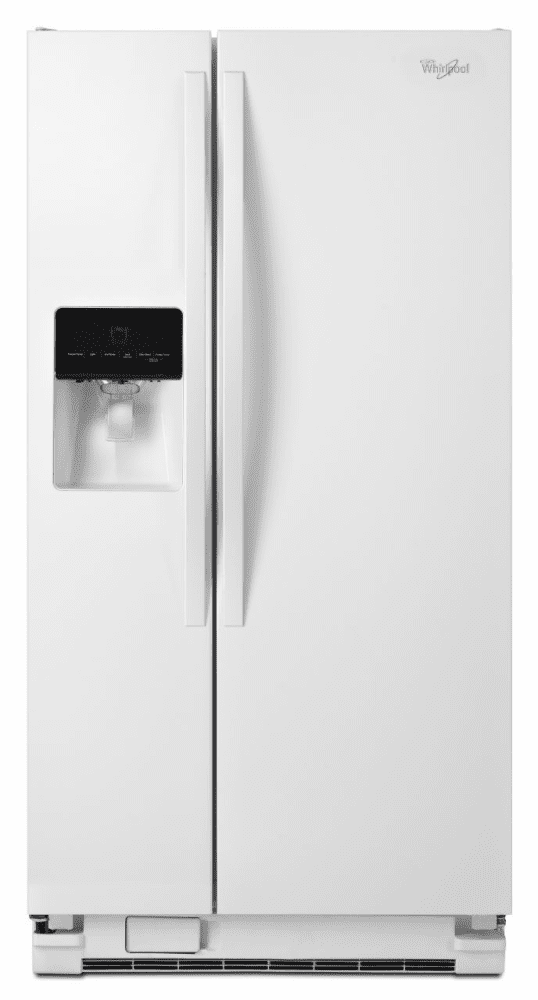 Whirlpool Wrs342fia 33 Inch Side By Side Refrigerator With