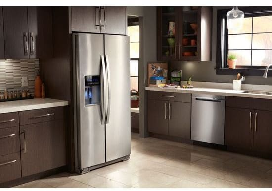 Whirlpool Wrs588fihz 36 Inch Side By Side Refrigerator