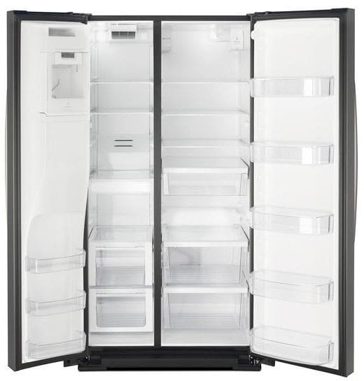 Whirlpool Wrs588fihv 36 Inch Side By Side Refrigerator