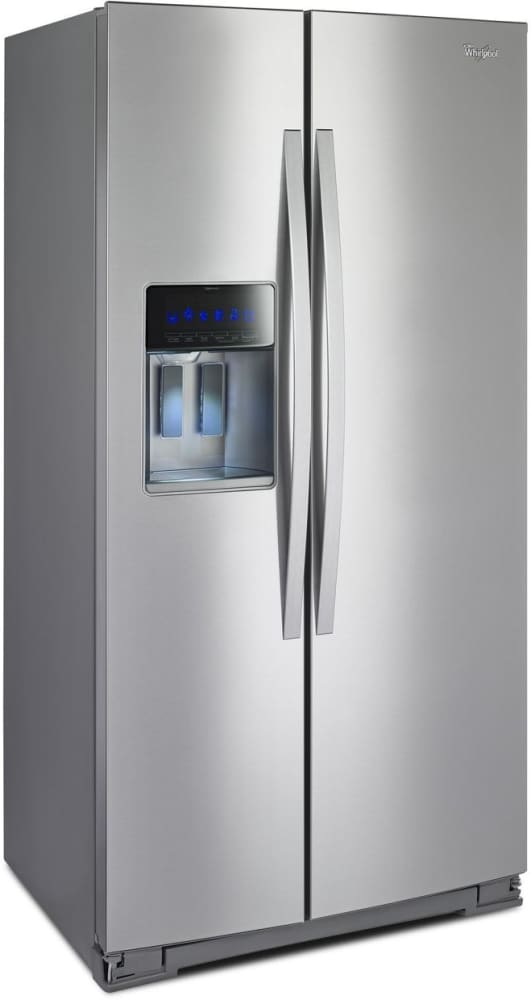 Whirlpool WRS973CIDM 36 Inch Side-by-Side Refrigerator with 22.7 ...
