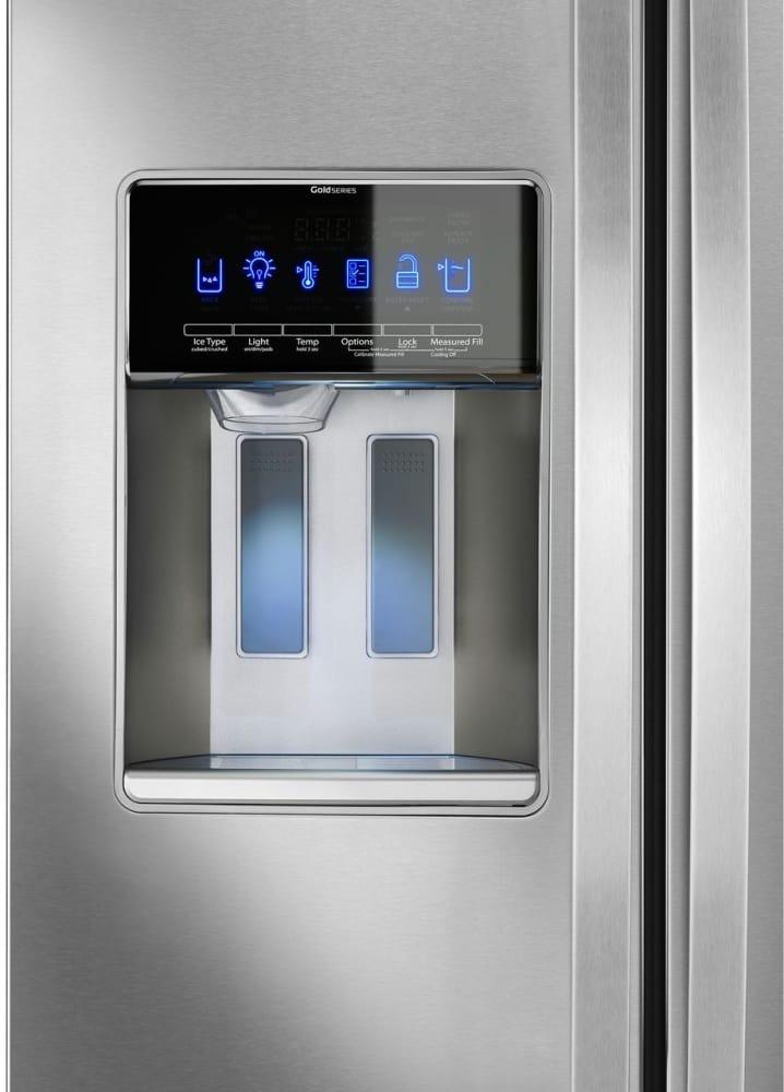 Whirlpool Wrs973cidm 36 Inch Side By Side Refrigerator