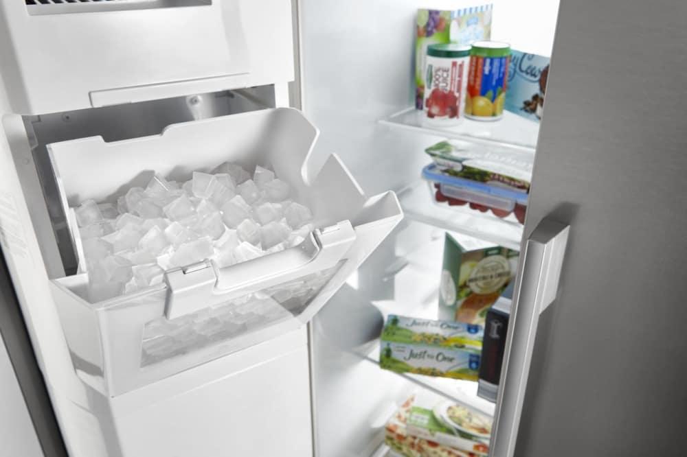 Delicieux ... Whirlpool WRSA71CIHZ   In Door Ice® Storage ...