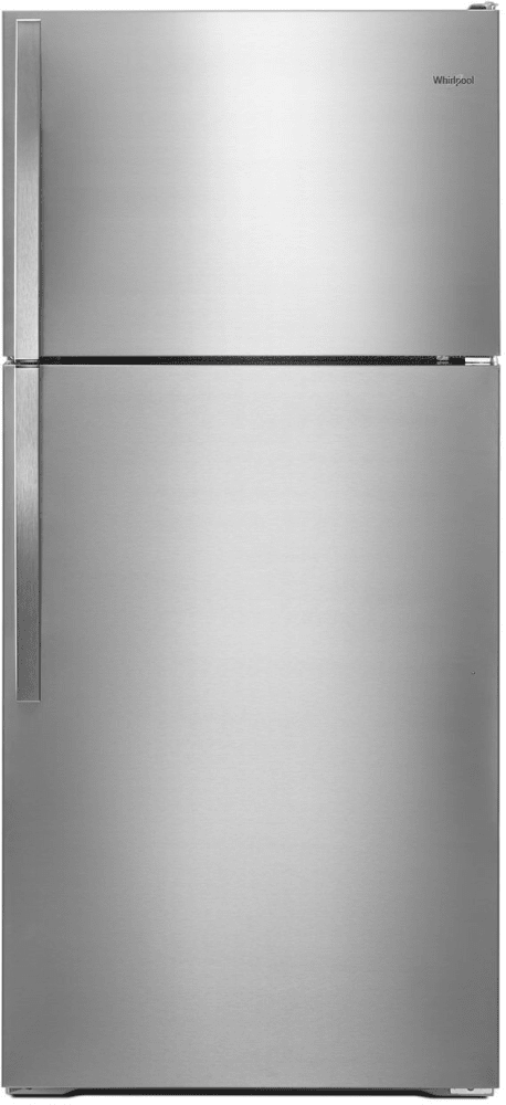 Whirlpool Wrt134tfdm 28 Inch Top Freezer Refrigerator With