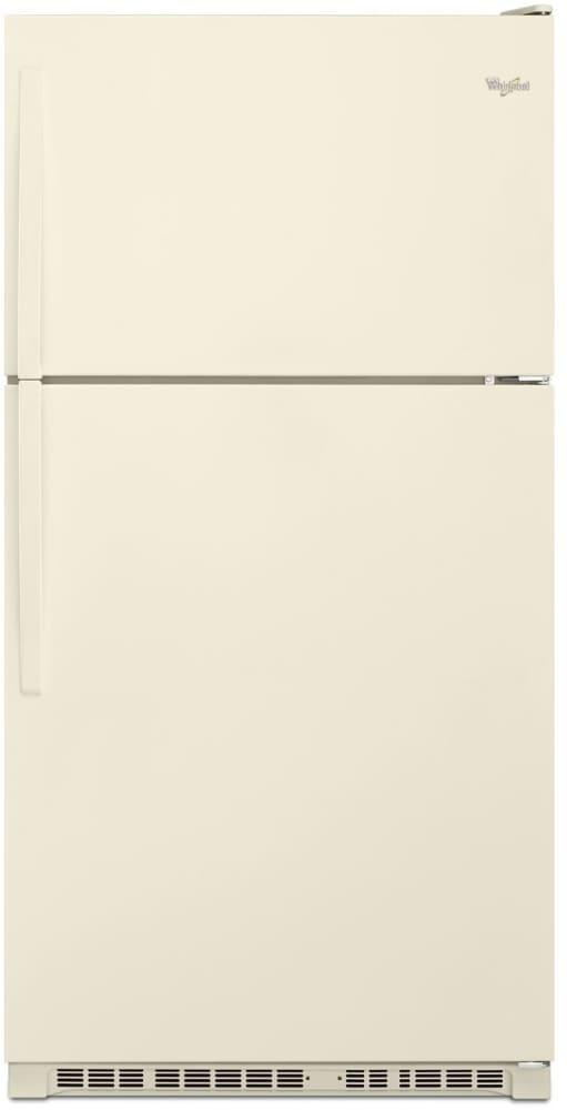 Whirlpool Wrt311fzdt 33 Inch Top Freezer Refrigerator With