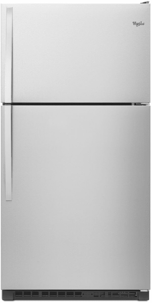 Whirlpool Wrt311fzdm 33 Inch Top Freezer Refrigerator With
