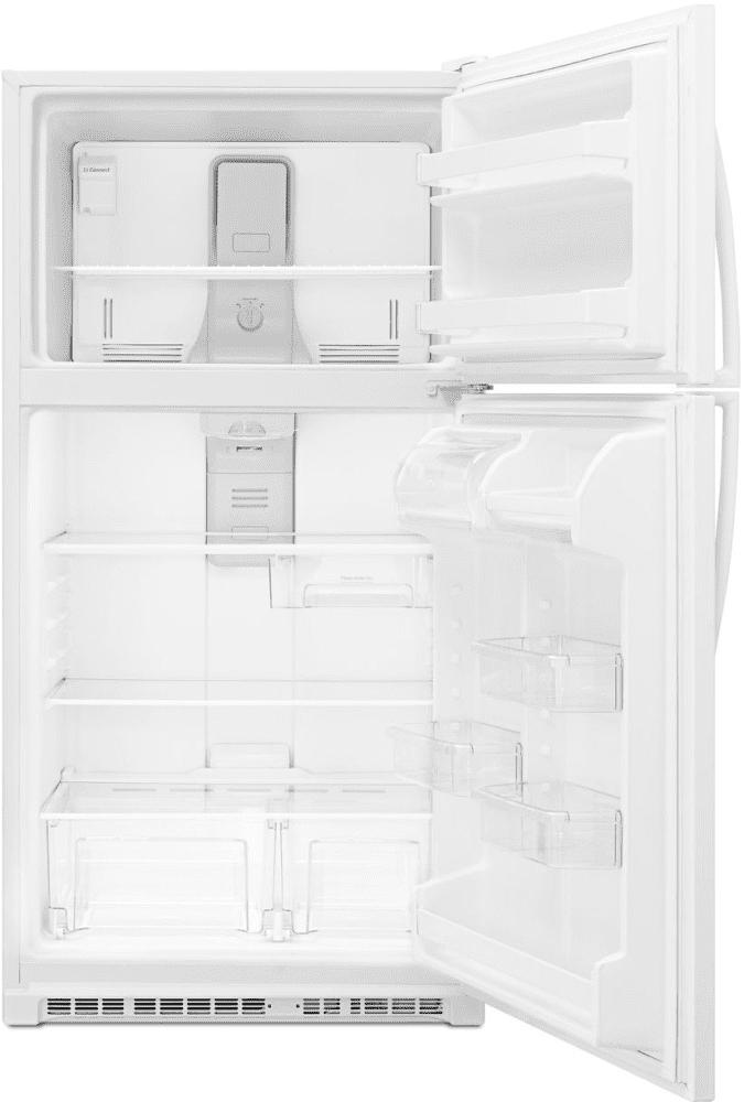 Whirlpool Wrt311fzdw 33 Inch Top Freezer Refrigerator With