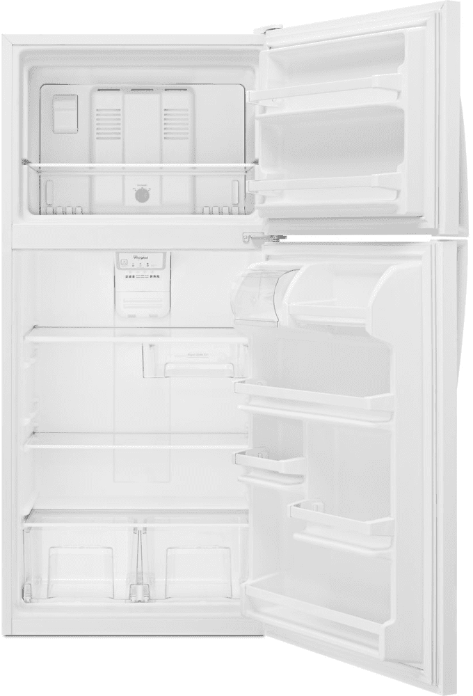 Whirlpool Wrt318fzdm 30 Inch Top Freezer Refrigerator With