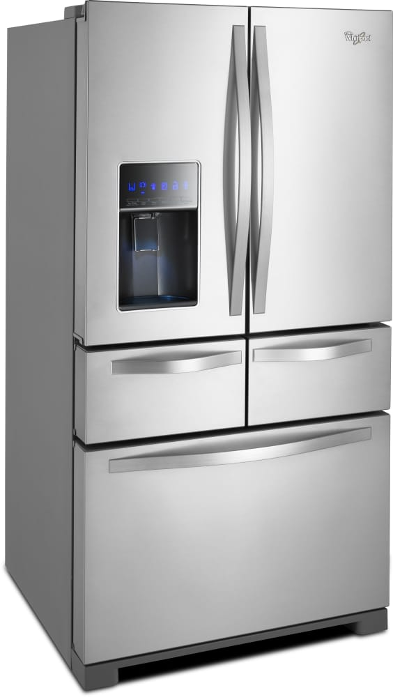Whirlpool Wrv986fdem 36 Inch 5 Door French Door