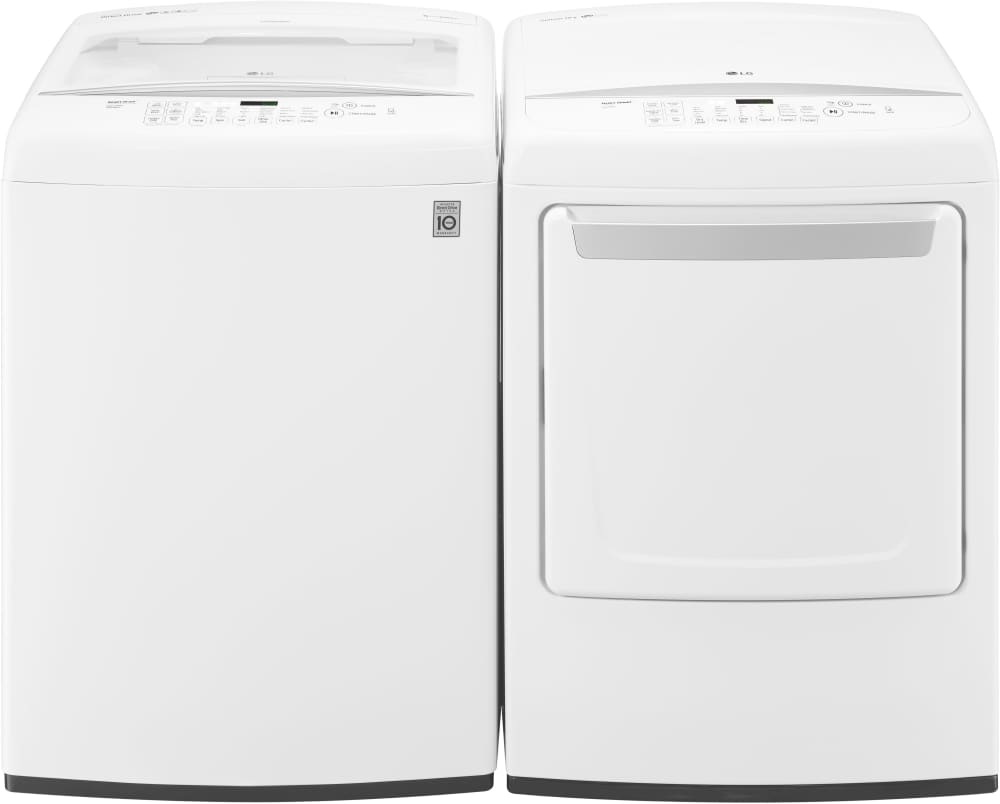 Lg Wt1501cw 27 Inch Top Load Washer With Stain Care