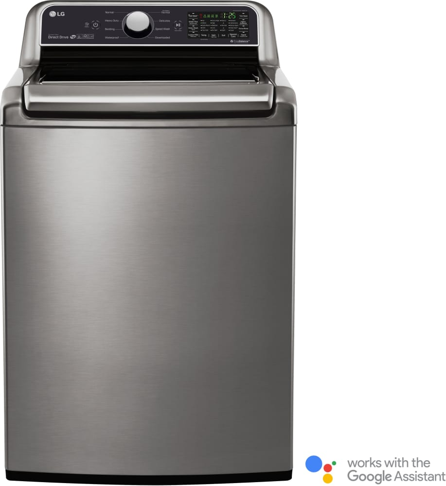 LG WT7200CV 27 Inch Top Load Washer With SmartThinQ® Wi-Fi