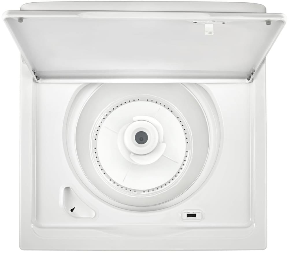 Whirlpool Wtw4616fw 27 Inch Top Load Washer Closeout With Add A Wiring Diagram Capacity Take On Your Toughest Loads The Traditional Dual Action Spiral Agitator Provides