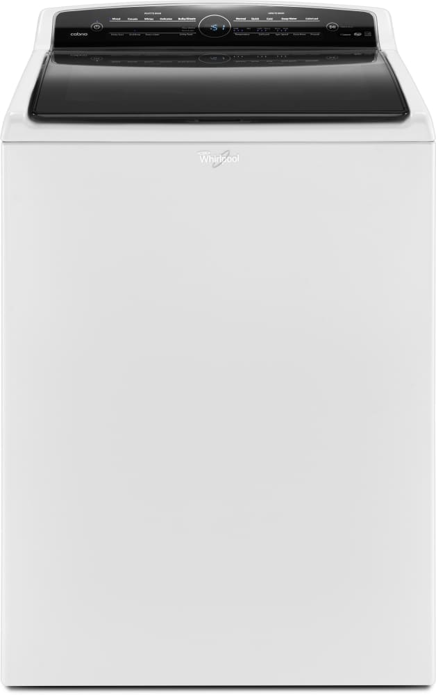 Whirlpool Wtw7300dw 28 Inch Top Load Washer With Steam