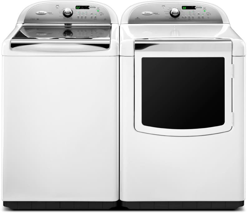 Whirlpool Wtw8600yw 28 Inch Top Load Washer With 4 6 Cu