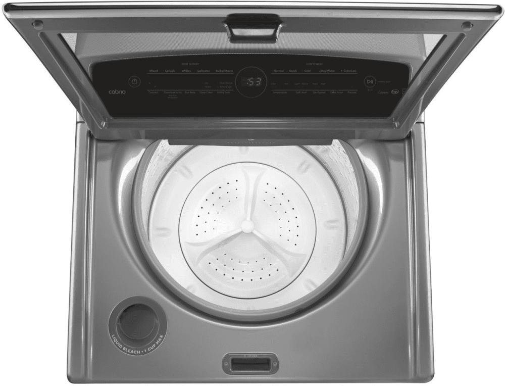 Whirlpool Wtw8700ec 28 Inch 5 3 Cu Ft Top Load Washer