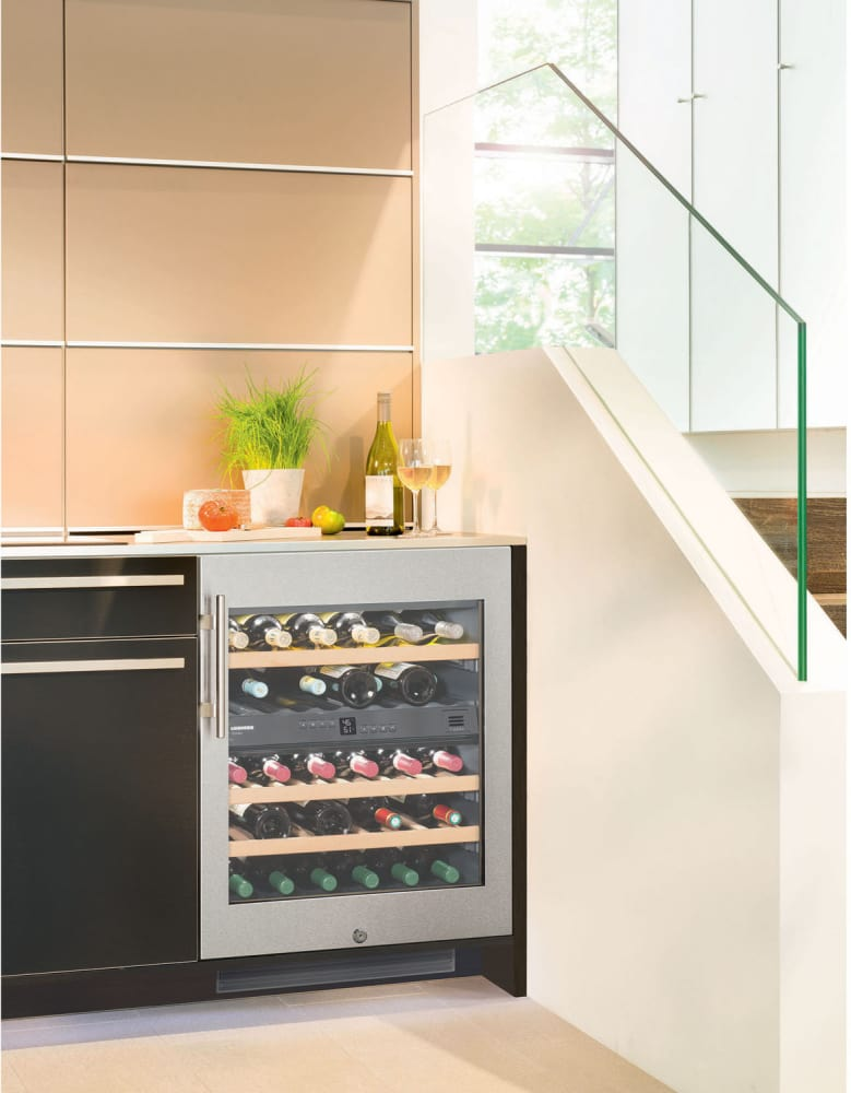 Liebherr Wu3400kit 24 Inch Undercounter Wine Cabinet With
