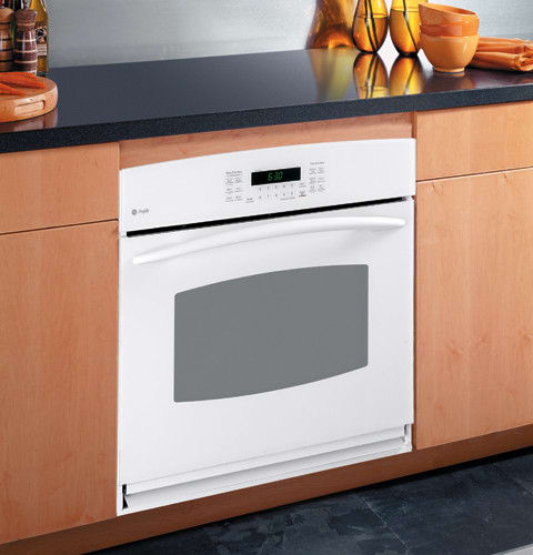 Ge Pt916bmbb 30 Inch Single Electric Wall Oven With 4 4 Cu