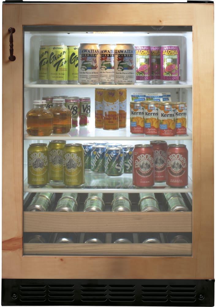 Monogram Zdbi240hii 24 Inch Undercounter Beverage Center