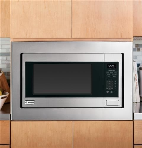 Countertop Microwave Convection Oven With Trim Kit : Monogram ZEB1226SHSS 2.2 Cu. Ft. Countertop Microwave Oven with 1,100 ...