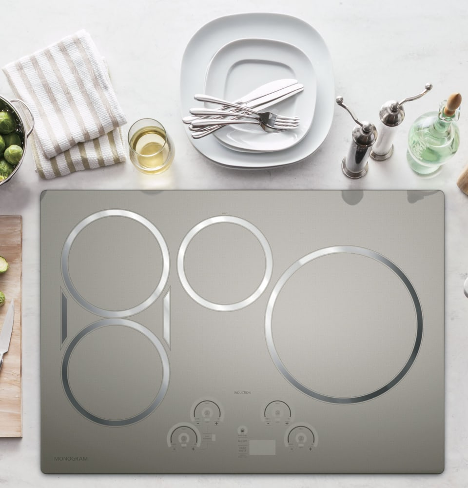 Monogram Zhu30rsjss 30 Ge Induction Cooktop