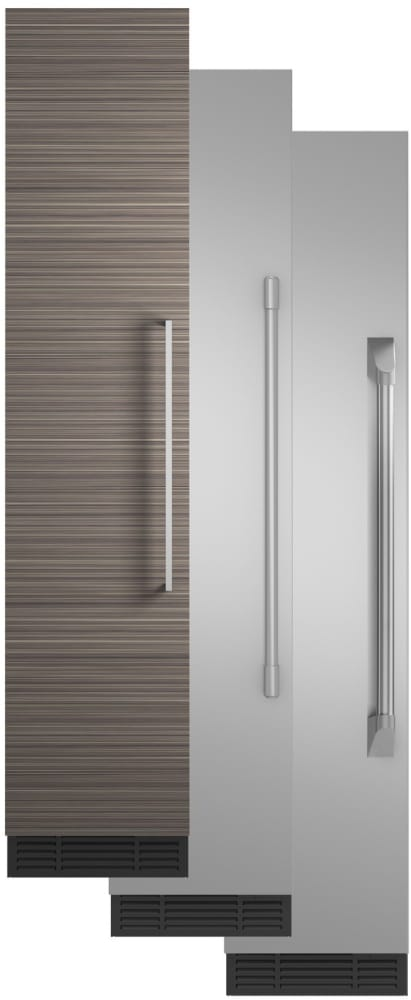 Monogram Zif180npkii 18 Inch Panel Ready Smart Freezer