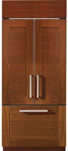 Monogram Zip360nh 36 Inch Built In French Door